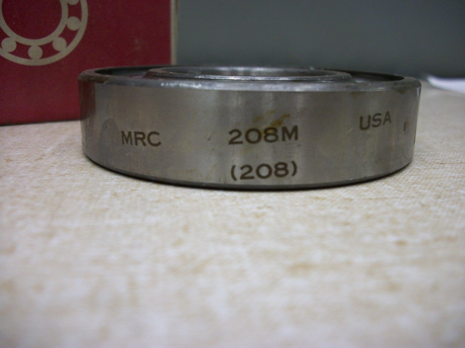 high temperature SKF 208 / MRC 208M Single Row Ball Bearing