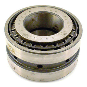 high temperature Timken Double Cup 452D With Tapered Roller Bearings 468 & NA455