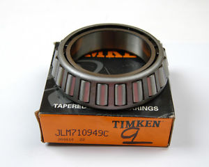 high temperature JLM710949C TIMKEN TAPERED ROLLER BEARING  (CONE ONLY) (A-2-6-7-9)