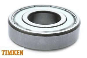 high temperature 6015 75x115x20mm C3 2Z Timken Bearing