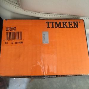 high temperature 687-90065 TIMKEN New Double Taper Roller Bearing Assembly 4""