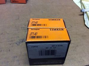 high temperature 2-Timken ,Bearings#JTT-67,30day warranty, free shipping lower 48!
