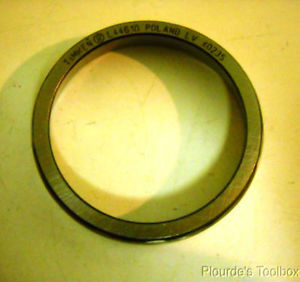 high temperature Unused Timken L44610 Taper Roller Bearing Cup O.D. 50mm