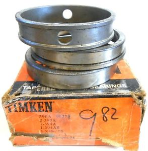 high temperature TIMKEN TAPERED ROLLER BEARINGS, 394AB CUP, 394A CUP, Y5S-394A