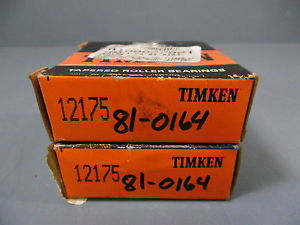 high temperature 2 Nib Timken 12175 Tapered Roller Bearing