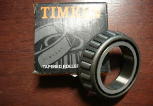 """high temperature TIMKEN Tapered Roller Bearing, Bore 1-5/8"""", Width 11/16"""", Single, 18950 /HQ3/RL"""