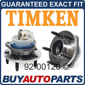 high temperature PAIR  FRONT LEFT & RIGHT TIMKEN WHEEL HUB BEARING ASSEMBLY FOR CORVETTE & XLR