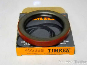 high temperature New Timken National Oil Seal Nitrile Single Lip Series 450000, 455355