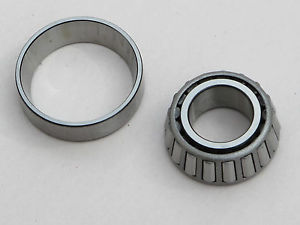 high temperature Wheel Bearing and Race Set-Race Set Front Outer,Rear Outer TIMKEN SET12