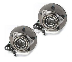 high temperature 2 New DTA Front Wheel Hub and Bearing Assemblies with Warranty 4WD/AWD 515052