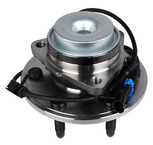 high temperature New DTA Front Wheel Hub and Bearing Assembly with Warranty 515044