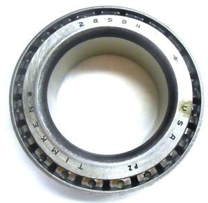 """high temperature TIMKEN PRECISION TAPERED BEARING, 28584, 2 1/8"""" ID, 3 1/4"""" OD, 1"""" WIDE"""