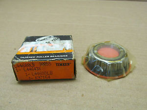 high temperature NIB Timken L44600LB 90055 Tapered Roller Bearing L44600LB90055 K97154 L44643X