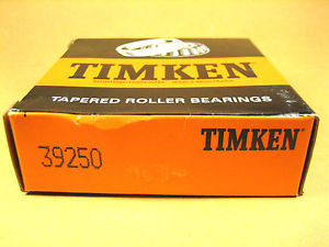 high temperature TIMKEN  39250  Tapered Roller Bearing