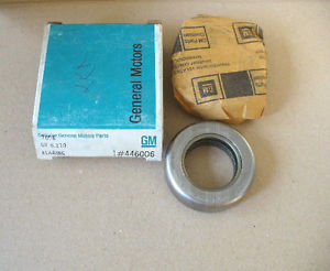 high temperature 446006 GM ROLLER BEARING TIMKEN T126