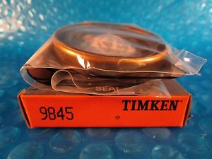 high temperature Timken Oil Seal 9845, Dual Lip with One Spring
