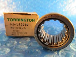 high temperature Torrington HJ142216, MS-51961-6, Needle Roller Bearing, Outer Ring & Roller Assy