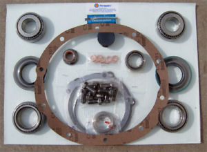 "high temperature 9 Inch Ford Rebuild Bearing Kit – 9"" Overhaul – TIMKEN"