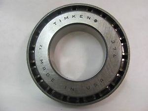 high temperature Timken Tapered Roller Bearing 376