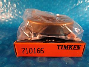 high temperature Timken Oil Seal 710166,  Dual Lip with One Spring