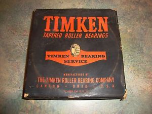 high temperature Timken Tapered Roller Bearing 572 Cup,  old stock. old style