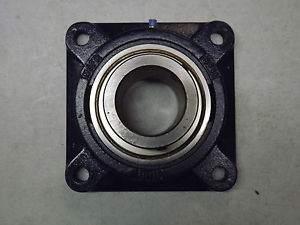 "high temperature NSK RHP Bearing MSF2.1/2 Set Screw 2 1/2"" Four Bolt Flange Housing SF11 MSF8"