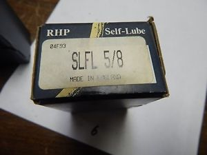 high temperature RHP  # SLFL-5/8 Self Lube Bearing