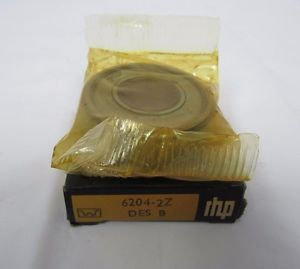 high temperature RHP 6204-2Z DES B BEARING