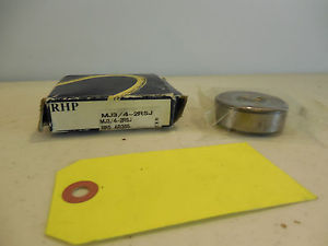 high temperature RHP MJ3/4-2RSJ BEARINGS.NIB FROM OLD STOCK. GN1