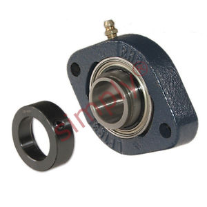 high temperature RHP LFTC20EC Two Bolt Oval Cast Iron Flange Housing Bearing 20mm Bore
