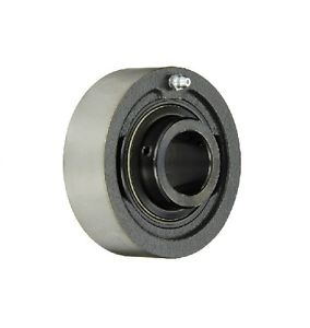 high temperature SLC15 15mm Bore NSK RHP Cast Iron Cartridge Bearing
