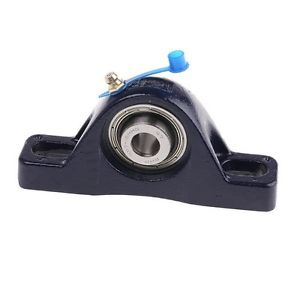 high temperature NP16 16mm Bore NSK RHP Pillow Block Housed Bearing