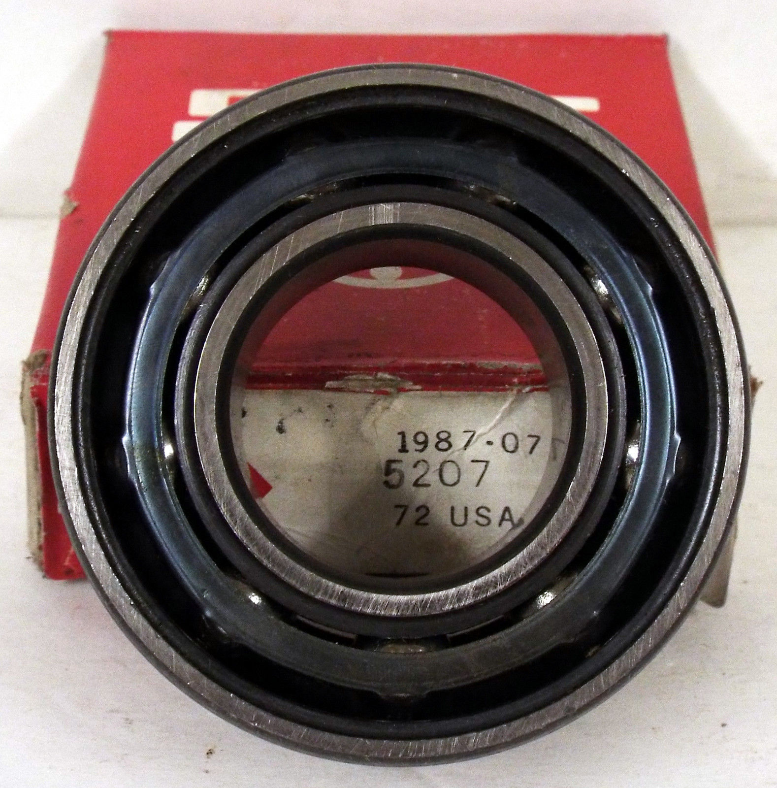 high temperature 1  SKF 5207A DOUBLE ROW BALL BEARING