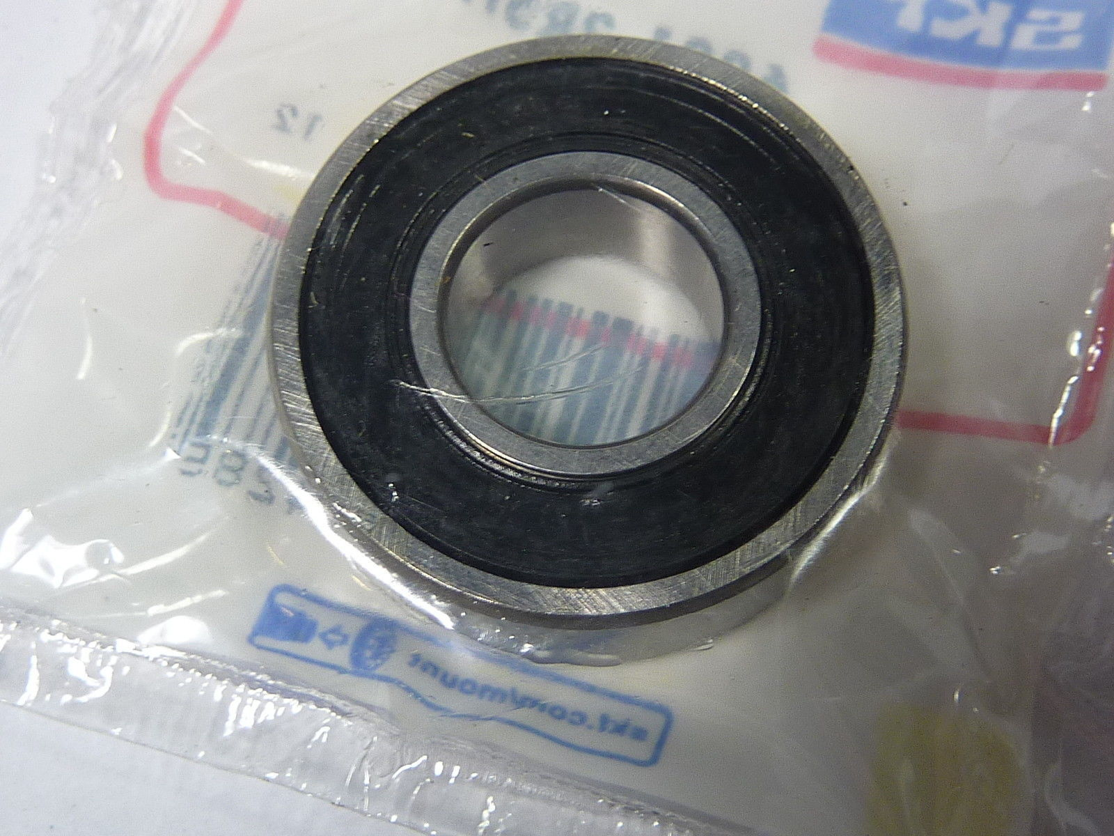 high temperature SKF 6001-2RSH/C3 Deep Groove Ball Bearing !  !