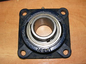 high temperature RHP MSF/SF6 1040 40G Square: 4 Bolt Flanged Bearing Housing
