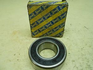high temperature SNR Double Row Self Aligning Ball Bearing 2207 EE G15