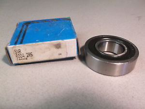 high temperature  SNR BALL BEARING 6004 2RS FREE SHIPPING