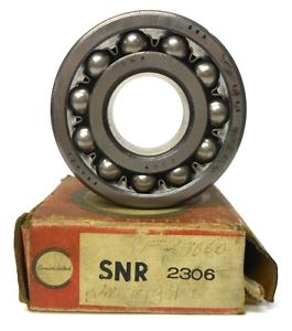 high temperature CONSOLIDATED SNR BEARING 2306, 30 X 72 X 27 MM