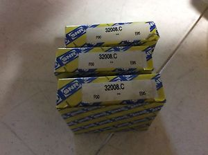 high temperature 3-SNR ,Bearings#32008.C, Free shipping to lower 48, 30 day warranty