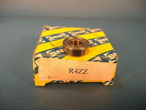 high temperature SNR R4ZZ, R4 ZZ, Small Inch-Size Ball Bearing