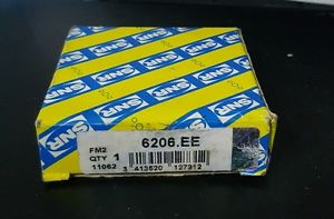 high temperature SNR 6206EE Ball Bearing 6206.EE