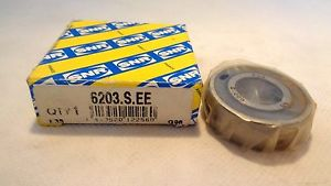 high temperature  IN BOX SNR 6203.S.EE SEALED  BALL BEARING