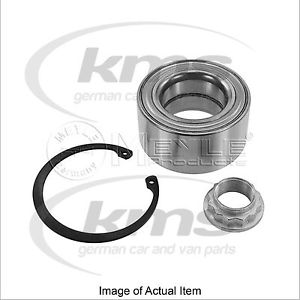 high temperature WHEEL BEARING KIT BMW 3 (E90) 320 i 150BHP Top German Quality