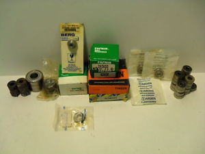 high temperature  FAFNIR TIMKEN SNR BARDEN PRECISION BEARINGS WM BERG OVER 30 /USED BEARING