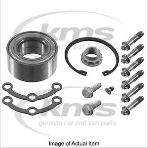 high temperature WHEEL BEARING KIT Mercedes Benz C Class Saloon C180 W203 2.0L – 129 BHP Top Germ