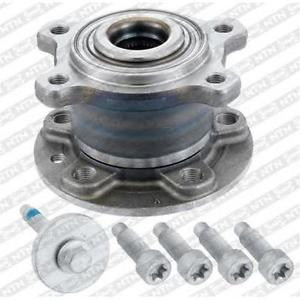 high temperature SNR Wheel Bearing Kit VOLVO XC60T6 AWD Estate 2008-  210Kw 286Hp 2953cc