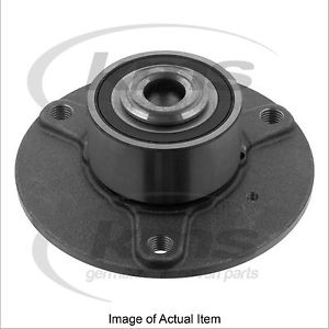 high temperature WHEEL BEARING KIT Smart Fortwo Coupe Turbo (2007-2012) 1.0L – 84 BHP Top German
