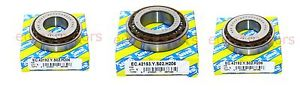 high temperature 3 PIECES SNR Opel M32 6 sp transmission top housing wheel bearing Tapered roller