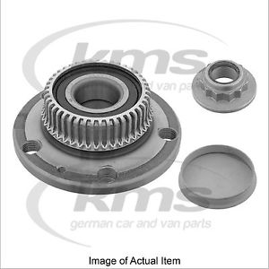 high temperature WHEEL HUB INC BEARING VW Golf Hatchback GT TDi PD MK 4 (1998-2006) 1.9L – 130 BH