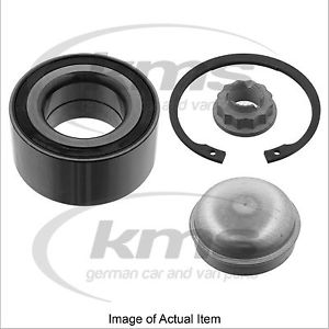 high temperature WHEEL BEARING KIT Mercedes Benz A Class Hatchback A200Turbo C169 2.0L – 193 BHP